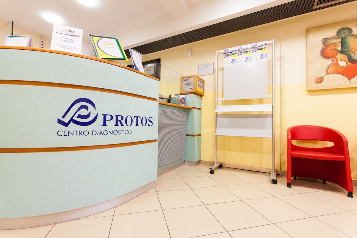 Protos - Il centro 0876